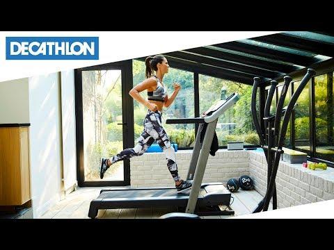 decathlon treadmill