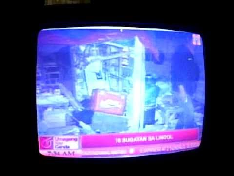Intensity 5.2 Tectonic Earthquake Valencia Bukidnon