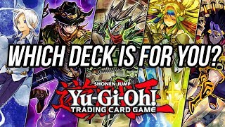 Download lagu How to Pick A New Yu-Gi-Oh Deck to Build!