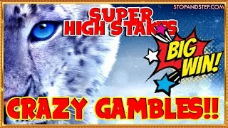 🎰 💰 High Limit CRAZY GAMBLES 💰🎰