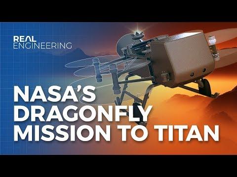 NASA's Dragonfly Mission to Titan