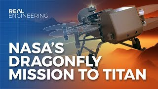 NASA's Dragonfly Mission to Titan