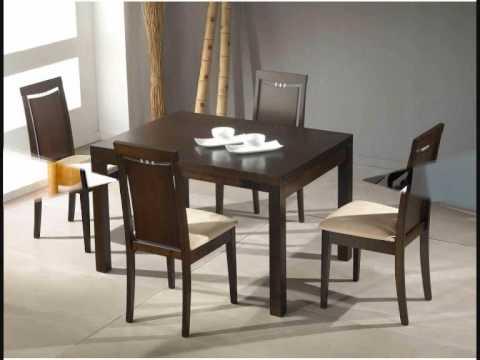 4 mesas y sillas comedor a tu alcance - Mesas de comedores ...