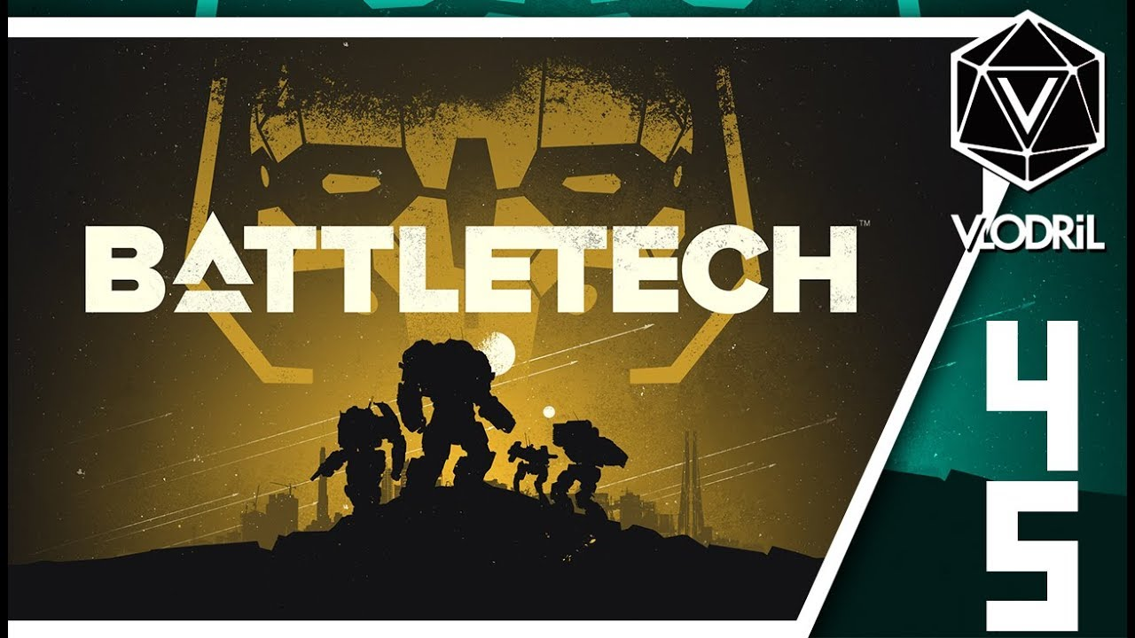 Grave Robbing P1 - Let's Play BattleTech Part 45 - PC Gameplay