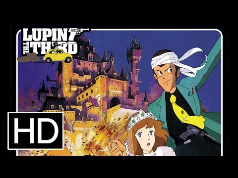 Lupin the Third: The Castle of Cagliostro trailer