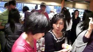 JapanForever Tour 20 [APRILE 2009] Festa con giapponesi