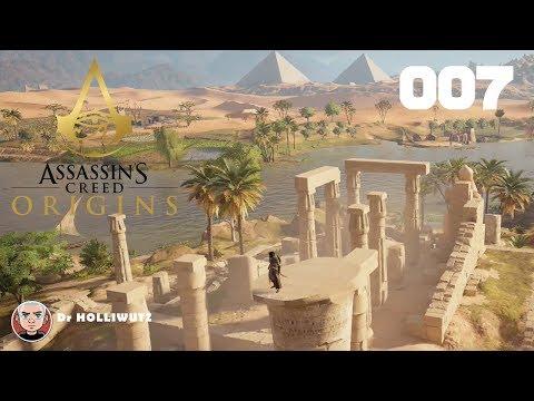 Assassin's Creed Origins #007 - Verlorene Krypta [PS4] | Let's play Assassin's Creed Origins