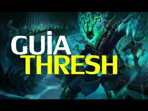 Thresh Runes S8