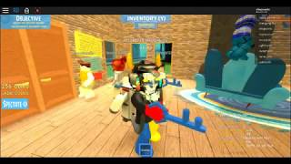 MY FIRST VIDEO!!!!! | Roblox Hello negihber acp
