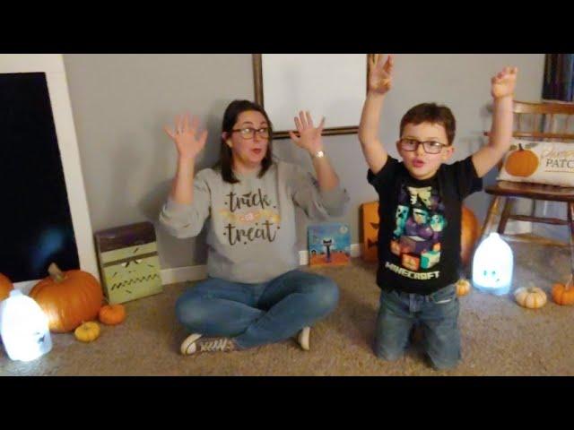 Five Little Pumpkins - Junior Jamboree Sing-Along: Halloween Edition