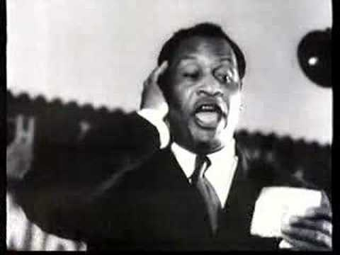 Paul Robeson - Chinese National Anthem