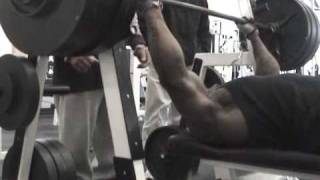 Kali Muscle - BLASTING CHEST