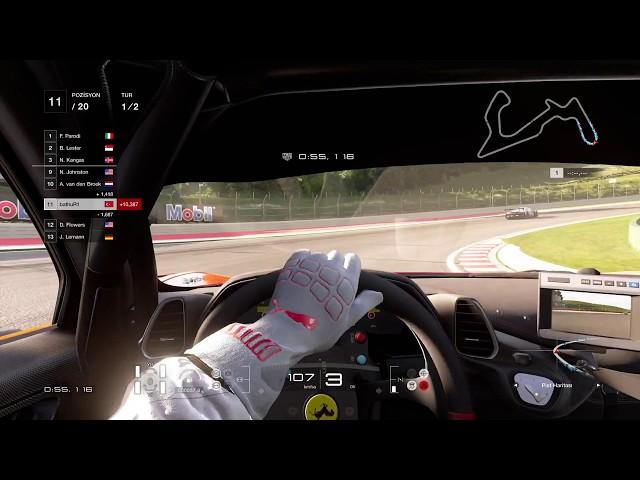 Gran Turismo Sport KIŞ MODU t300rs Ps4 pro Vlog #149