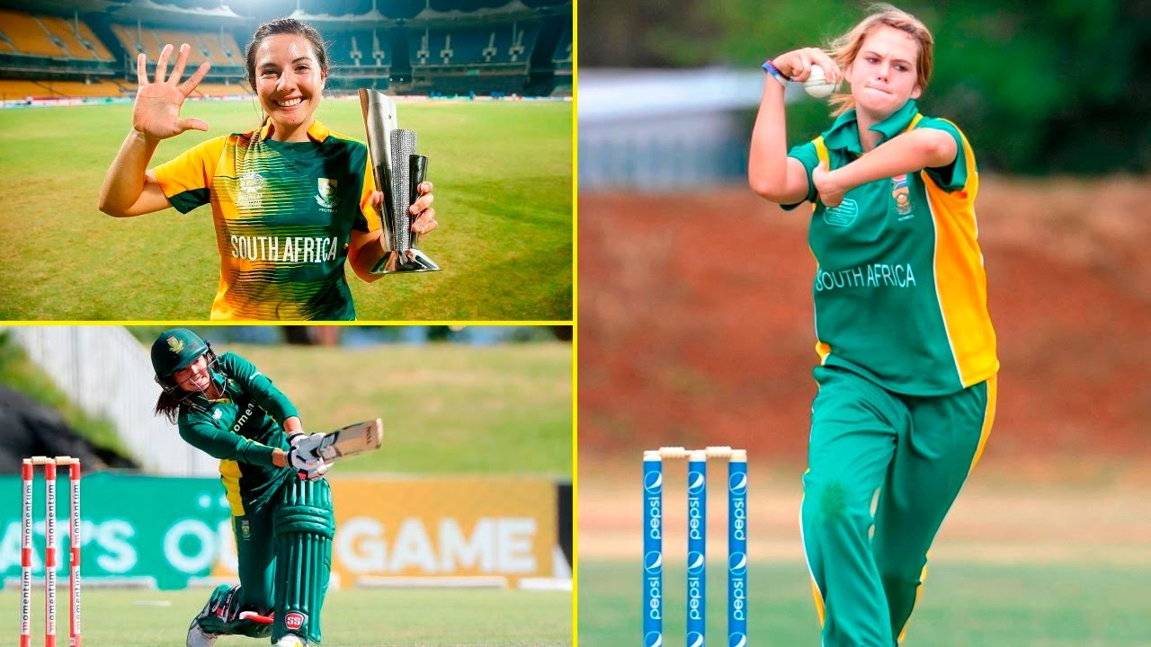 Top 16 Beautiful Girls Of South Africa Women Cricket Team South Africa Cricketer Girls