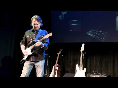 NAMM 2015 - Introducing the Relay G70 and G75 digital wireless systems | Line 6