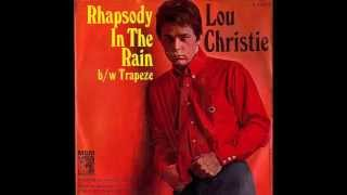 VR&PS: Lou Christie interview on WFDU