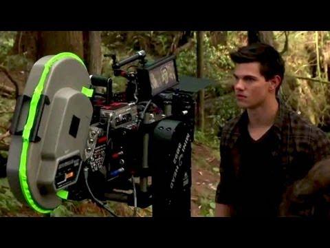 Twilight 4 : 5 minutes exclusives sur le tournage du film !