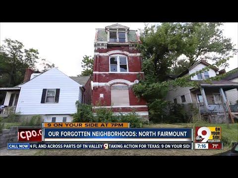 Our Forgotten Neighborhoods: North Fairmount