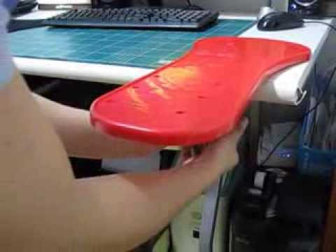 Long Easy Arm Pad For Desk Or Chair Arm Rest Mouse Pad