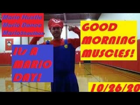 Good Morning Muscles S2 Episode 31: Teach Physical Education Gym at Home Kids Fitness Workout