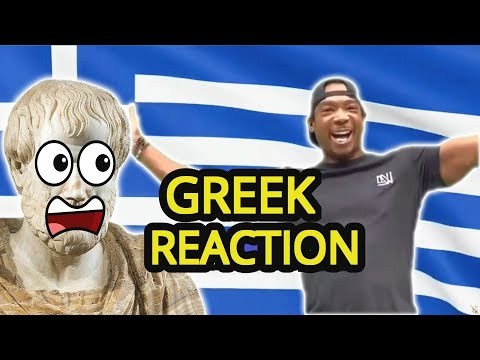 Greek Person Reacting to Ja Rule's Papa Cristo Commercial