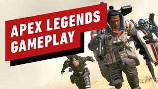 14 Minutes of Apex Legends Gameplay
