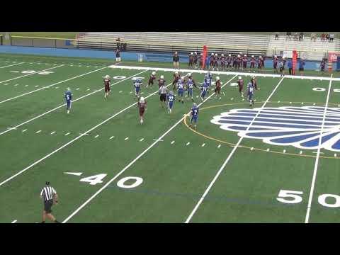 Peter Murray - QB Freshman Football Highlights / James Caldwell High School