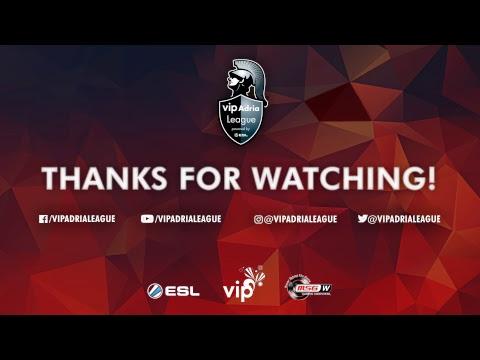 Vip Adria League - Season 2 - Qualifier #4