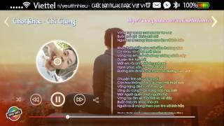 Chợt Khóc - Chí Cường [MP3 OFFICIAL]