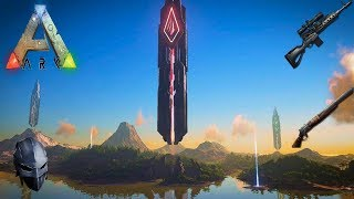Ark Survival Evolved | Game Of Obelisk New Server Info | Mega Tribe Warefare