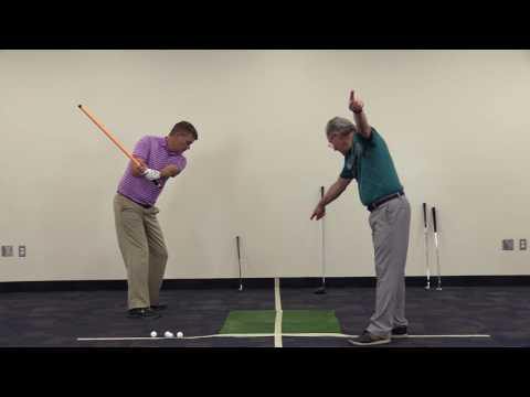 2 - How to Perform a Golf Swing Like a PGA Tour Golfer - Part 2