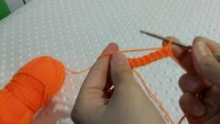 Вязание крючком для начинающих! Урок 1