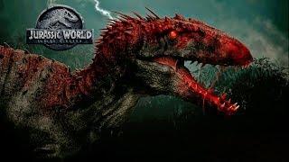 How Big Is The Indoraptor? | Jurassic World Fallen Kingdom