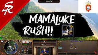 Portugal Mamaluke Rush! | Strategy School | Age of Empires III