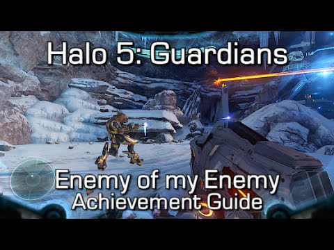 Halo 5 - Enemy of My Enemy Achievement Guide