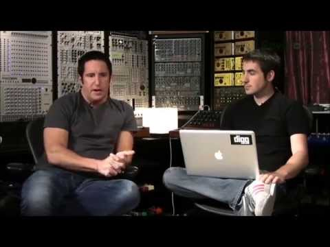 Nine Inch Nails and Scientology - Trent Reznor Digg Interview