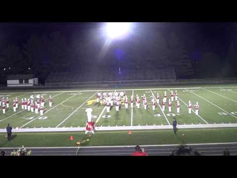 Parkersburg High School Marching Band at Greenbrier