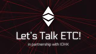 Let's Talk ETC! (Ethereum Classic) #54 - Bob Summerwill of ETH Project - On ETC & ETH Cooperating