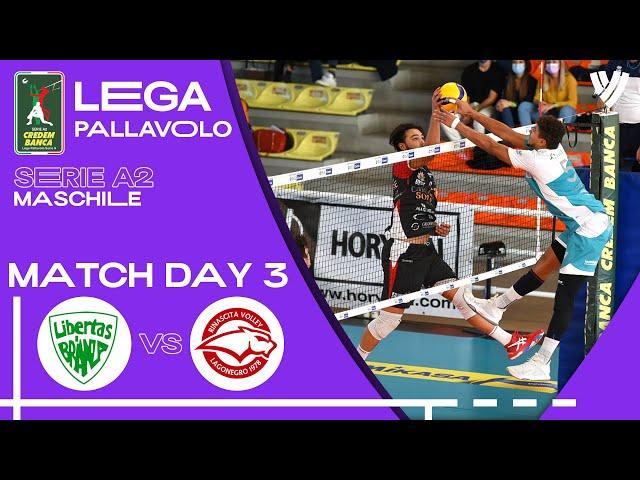 LIVE 🔴 Cantu vs. Lagonegro - Men's Serie A2   2021
