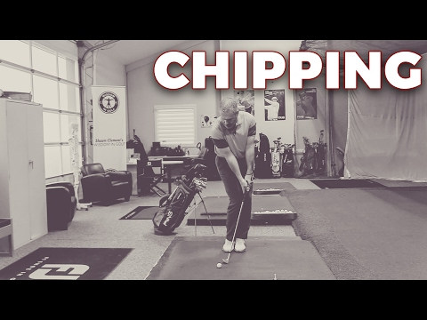 FEET TOGETHER CHIPPING | Wisdom In Golf | Shawn Clement