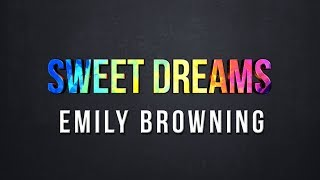 Repeat youtube video Sweet Dreams - Emily Browning (Lyrics)