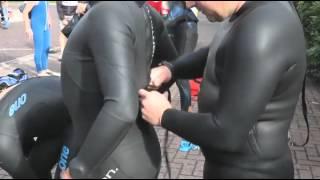 Parcourstest IM70.3 Amsterdam-Naarden .avi