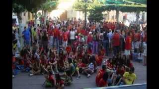 Video Juventud Boceguillas. Adios2012