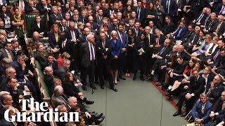 MPs debate in house of commons after PMQs – watch live