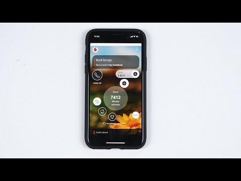 REVIEW - Aceasta este noua aplicație My Vodafone