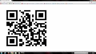 Tutorial - QR Code for your Website