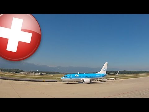 GENEVA Airport (GVA) ✈