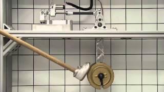 THOR Series Elastic Actuator Control