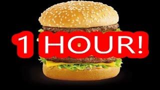 How to Order McDonalds like a Boss w/Lyrics (1 Hour)