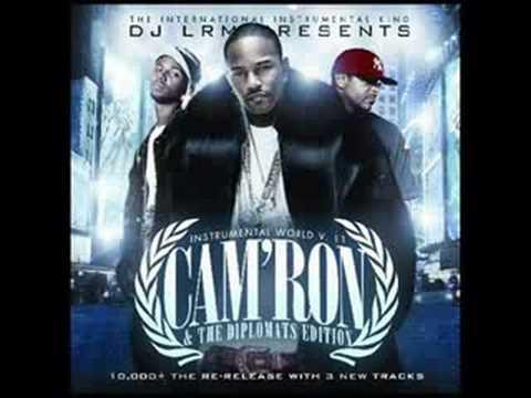 Cam'Ron - Get Em Daddy - Instrumental
